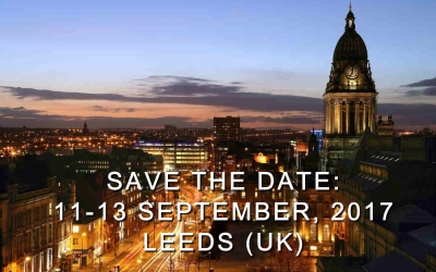 Next RC21 Conference: 11-13 September 2017