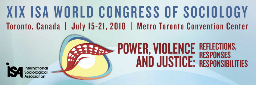 ISA Congress in Toronto: Deadline for abstract submission is September, 30!