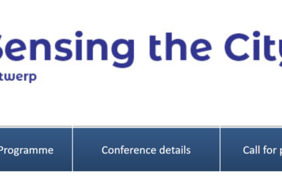 Call for papers: RC21 Conference in Antwerp